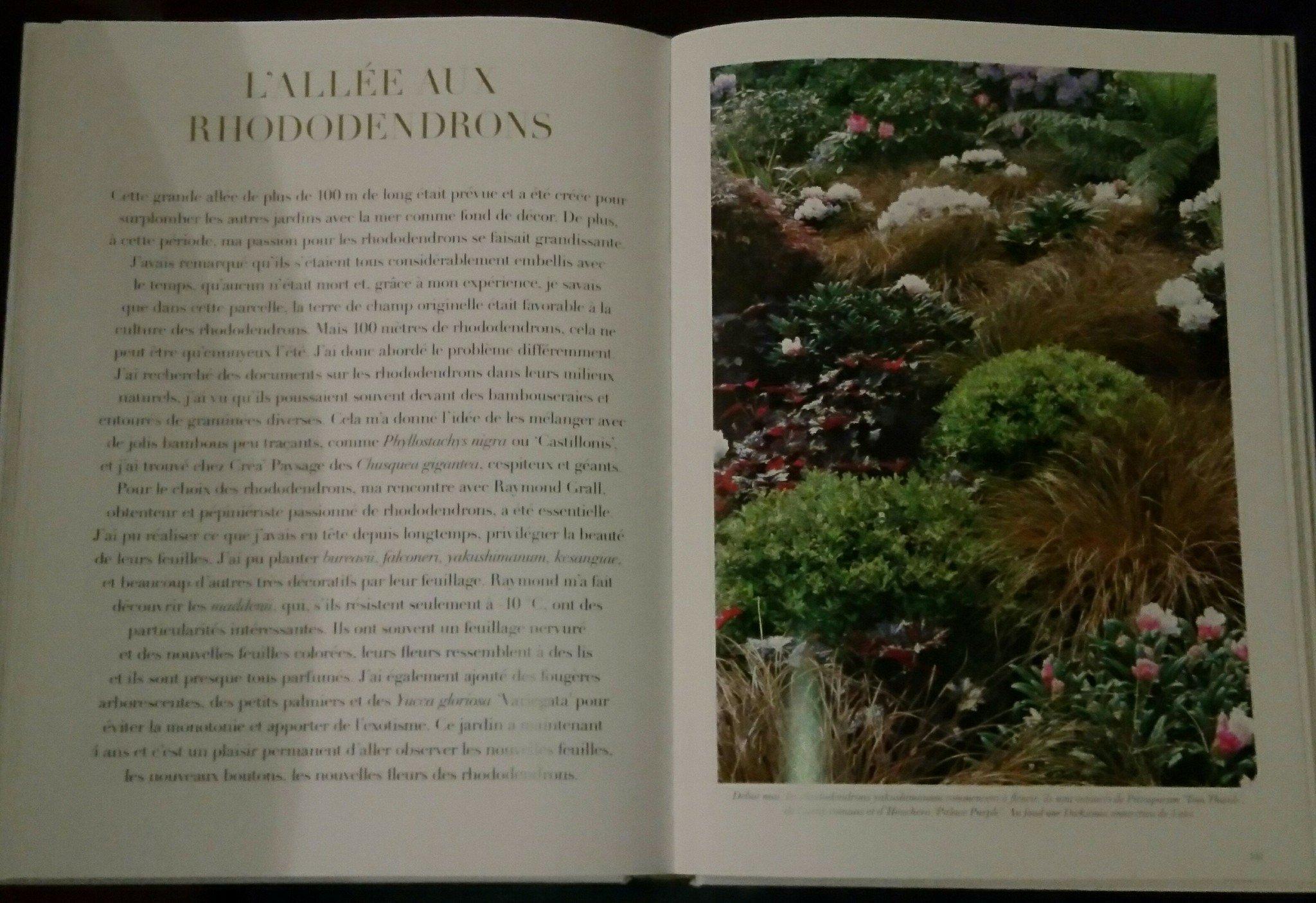 Le jardin du pellinec la diversit en beaut jardin de - Jardin du pellinec ...