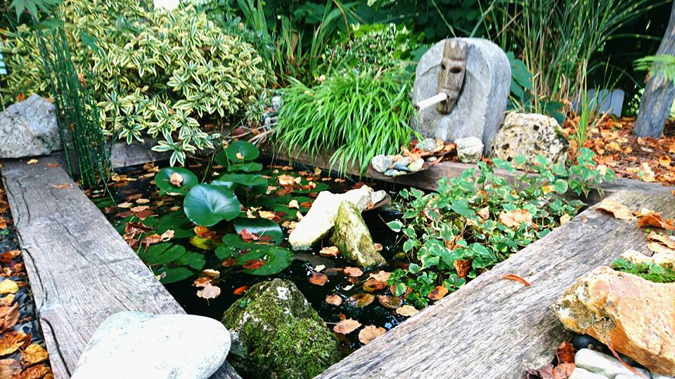 Octobre jardin de luchane - Petit jardin octobre brest ...