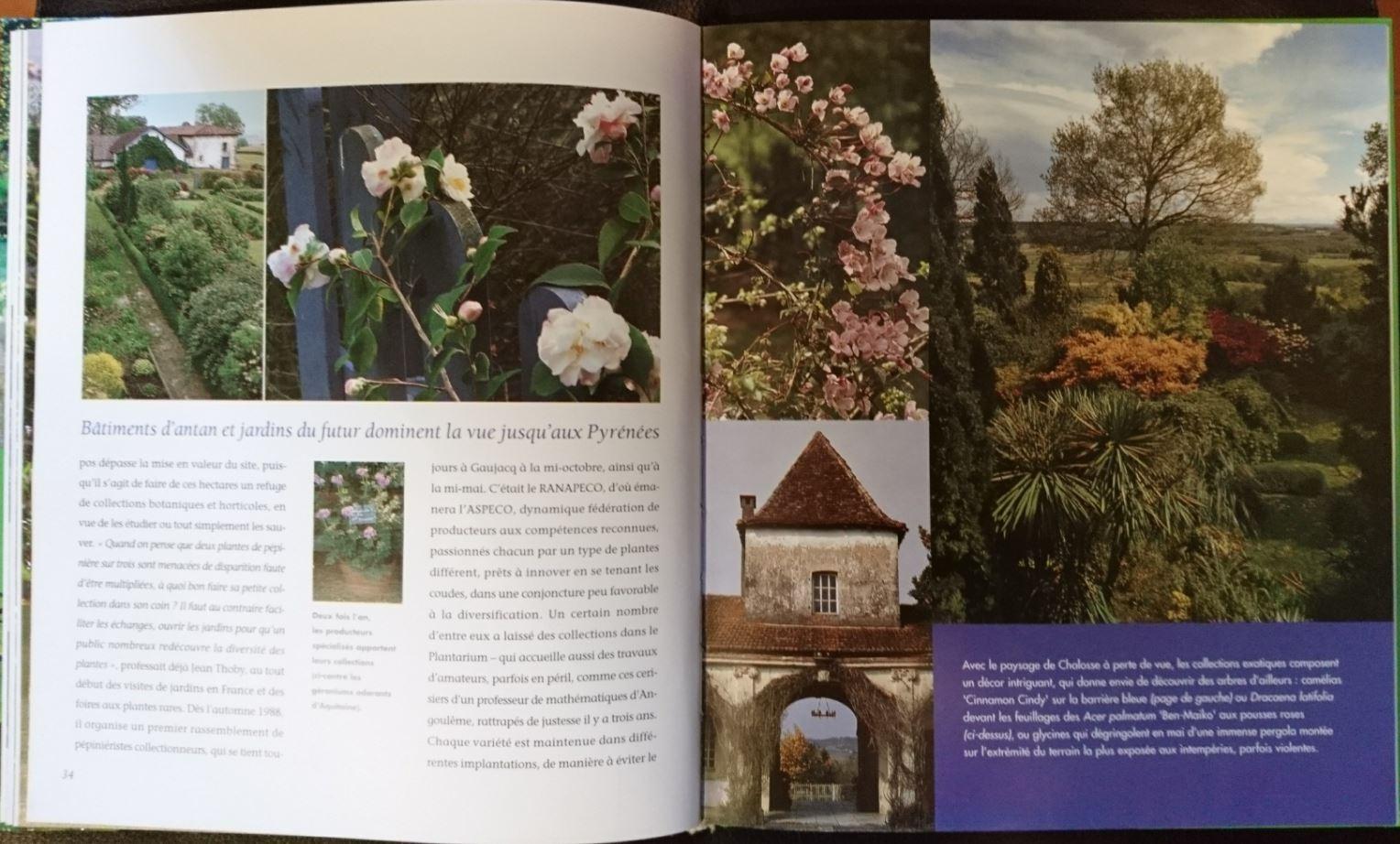 Livres sur le jardin jardin de luchane - Petit jardin livre asnieres sur seine ...