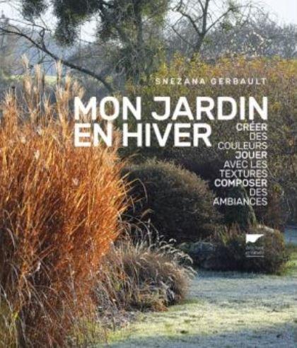 Mon jardin en hiver (couverture)
